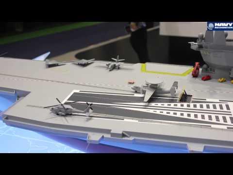DCNS Evolved Aircraft Carrier