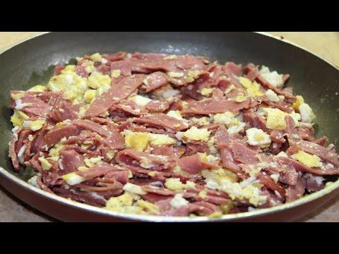 طريقة عمل فطور سريع و لذيذ و مغذي
