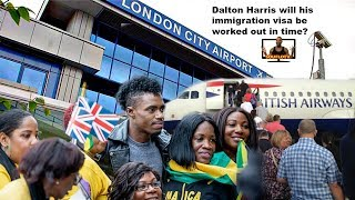 Dalton Harris forced to leave UK days after winning X FACTOR visa issues explained