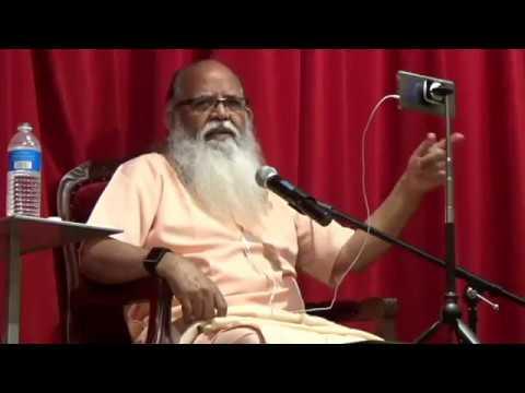Swami Anubhavananda Saraswati - Vision of Life - Part 2 (Aug 3rd 2016 ) Minneapolis
