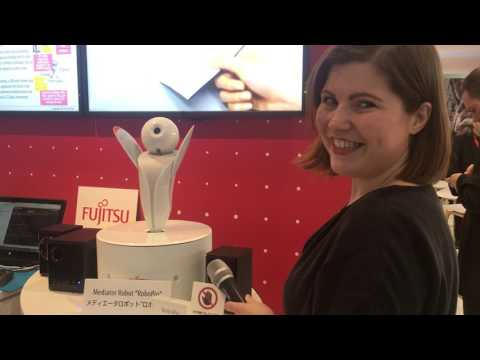 Interview with RoboPin at CeBIT 2017