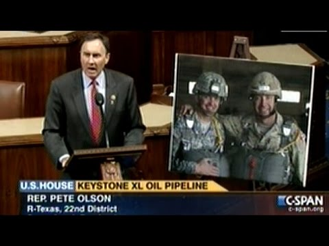 House Of Representatives Vote To Approve Keystone XL Pipeline (House Debate)