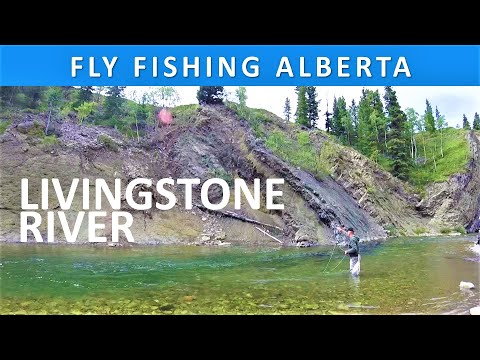 Fly Fishing Alberta Livingstone River August Season 4 Episode 4