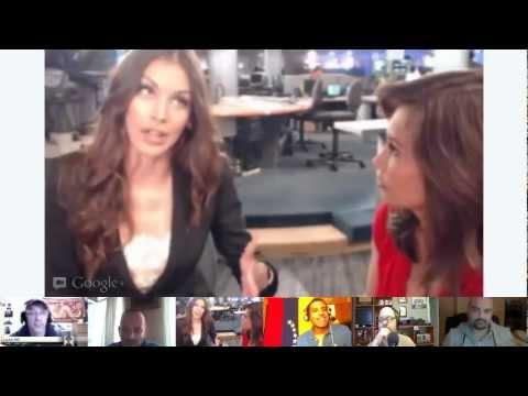 MyFox11 Los Angeles Hangout w/Dayana Mendoza & Maria Quiban