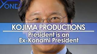 Video New Kojima Productions President is an Ex-Konami President download MP3, 3GP, MP4, WEBM, AVI, FLV Juli 2018