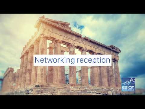 ESICM Regional Conference 2017: Athens