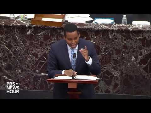 WATCH: Rep. Neguse delivers closing remarks for Trump impeachment trial