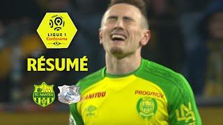 FC Nantes - Amiens SC (0-1)  - Résumé - (FCN - ASC) / 2017-18