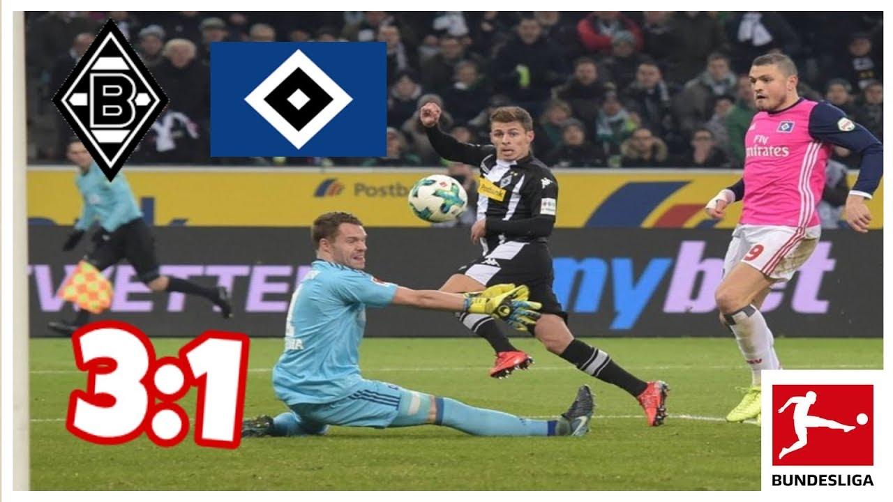Hamburg Borussia Mönchengladbach