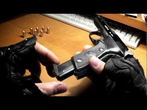 Газовый пистолет Иж 77-8