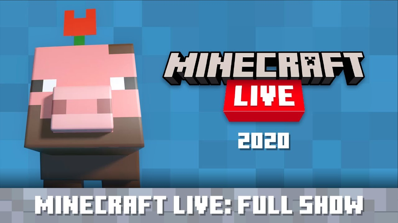 Download Minecraft Live 2020: Full Show
