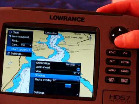 Lowrance Lessons Structurescan Settings Doovi