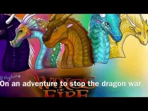 Wings Of Fire Dragon Trailer Youtube