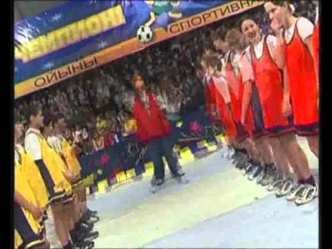 Я чемпион - детская спортивная командная игра.avi
