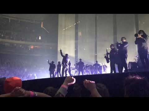 Justin Timberlake - I  Think She Knows  -  Man Of The Woods Tour-  Xcel Energy Center 09. 28.18
