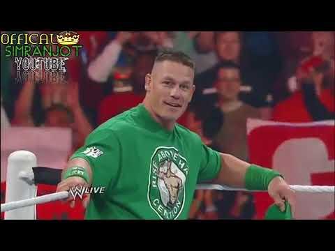 Adha Pind Gurj Sidhu | Punjabi WWE jon cena Punjabi Punjabi Style Wwe