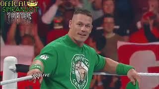 Adha Pind Gurj Sidhu   Punjabi WWE jon cena Punjabi Punjabi Style Wwe