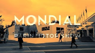 Mondial Paris Motor Show 2018 - Seat
