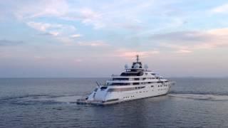 Motor Yacht Topaz