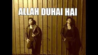 EID SPECIAL|ALLAH DUHAI HAI|RACE3|SALMAN KHAN|DANCE COVER BY SOURAV & AKASH
