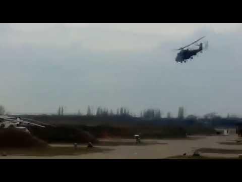 Наши боевые вертолёты