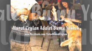Murat Ceylan (Adalet Bumu Yokluk) 2011