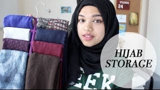 How I Store My Hijabs Thumbnail