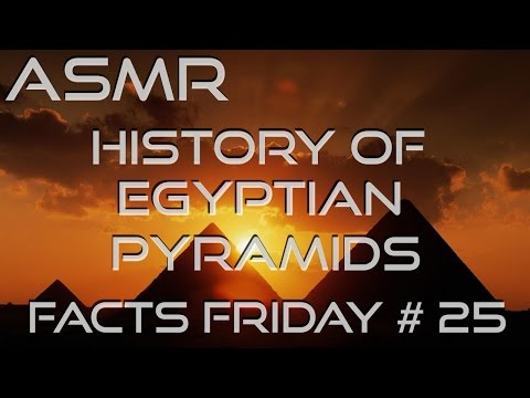ASMR Facts | The History of Egyptian Pyramids | - Watch Dogs