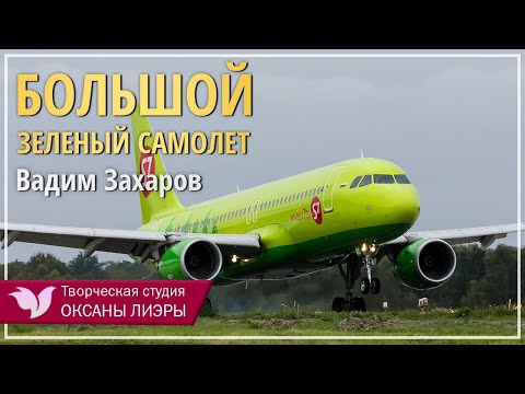 Вадим Захаров - Большой зеленый самолёт