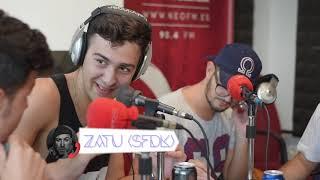 Entrevista a Zatu de SFDK. RÉPLICA