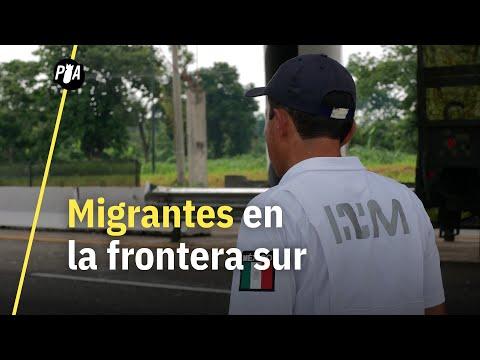 Migrantes en Chiapas: cómo tratan a los centroamericanos en Tapachula