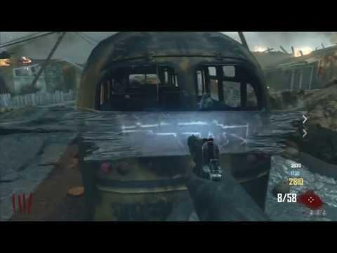 زومبي خريطة [قـريـة الـنـووك] بداية الدمار {1} | NukeTown Zombie