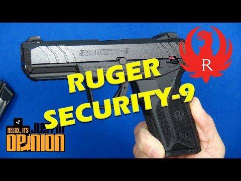 Ruger Security-9 - 1st Hundred