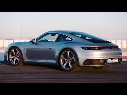 Porsche 911 Carrera S Dolomite Design in Silver Metallic