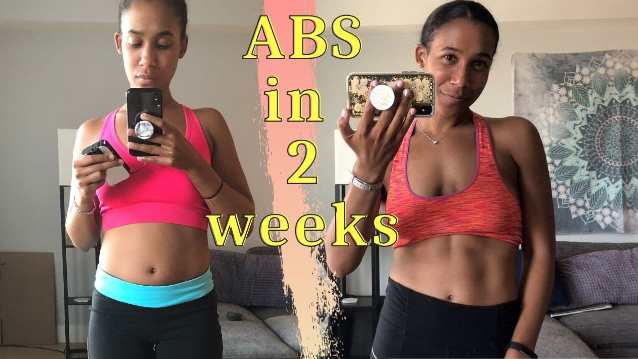 I Did the Chloe Ting 2 Week SHRED Challenge! Abs in 2 ...