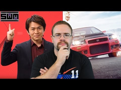 News Wave! - Was The Nintendo Direct Date Leaked? Need For Speed Payback Goes Open World!