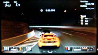 Gran Turismo 5 - Licence: S-10 Applied Overtaking (Special Stage Route 5) - Gold 吉田亜咲 動画 4