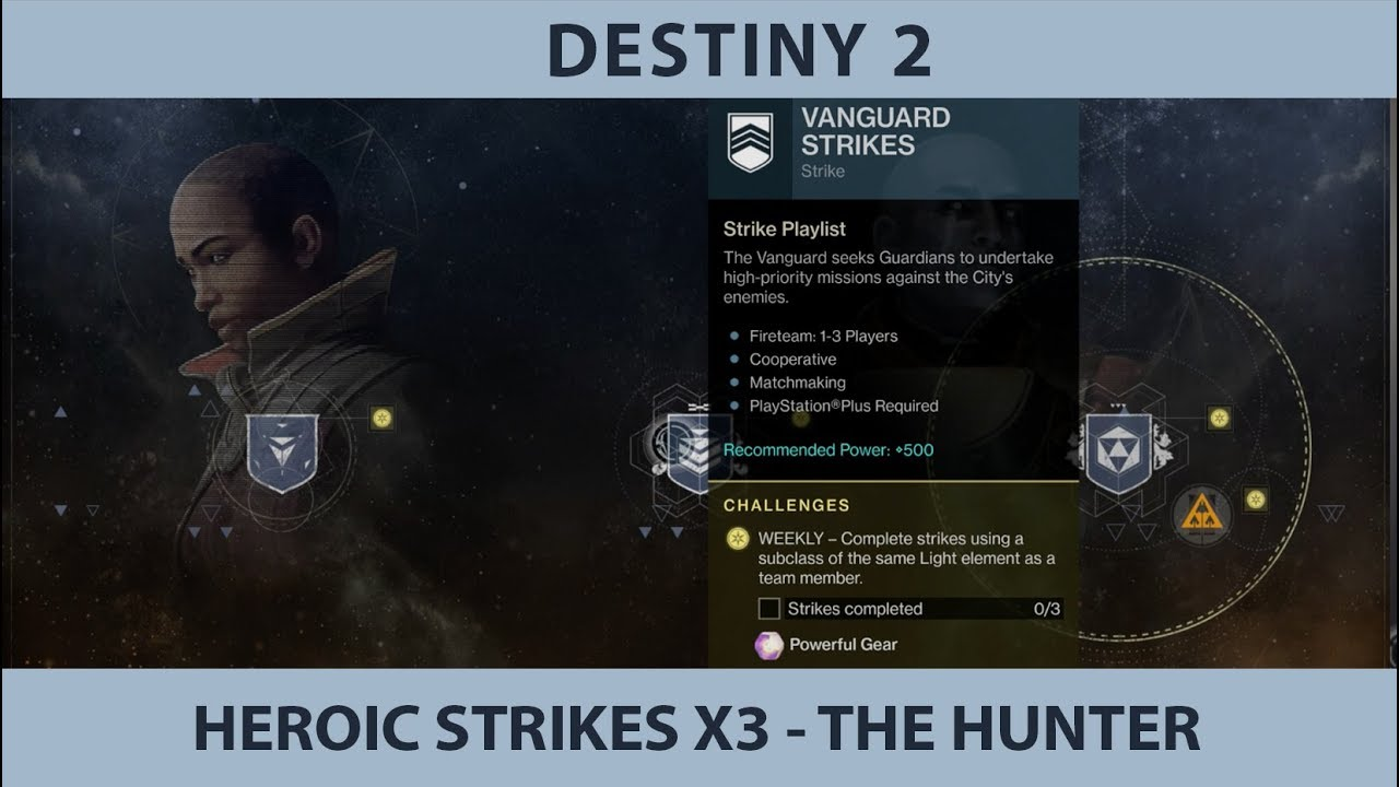 Heroic strike matchmaking destiny 2