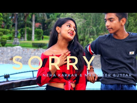 Sorry song - neha kakkar & Maninder Buttar | circle_production | director by vinay Sharma