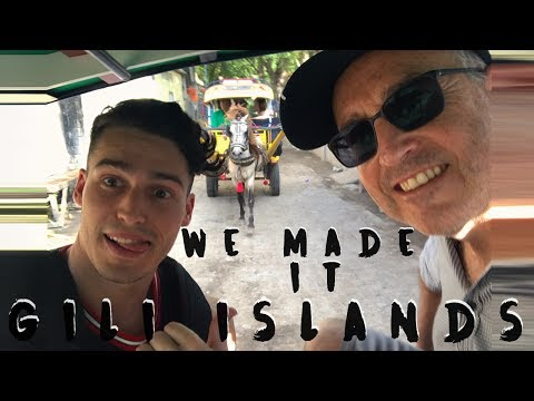 On A Boat To Gili Islands | Indonesia - VLOG #33