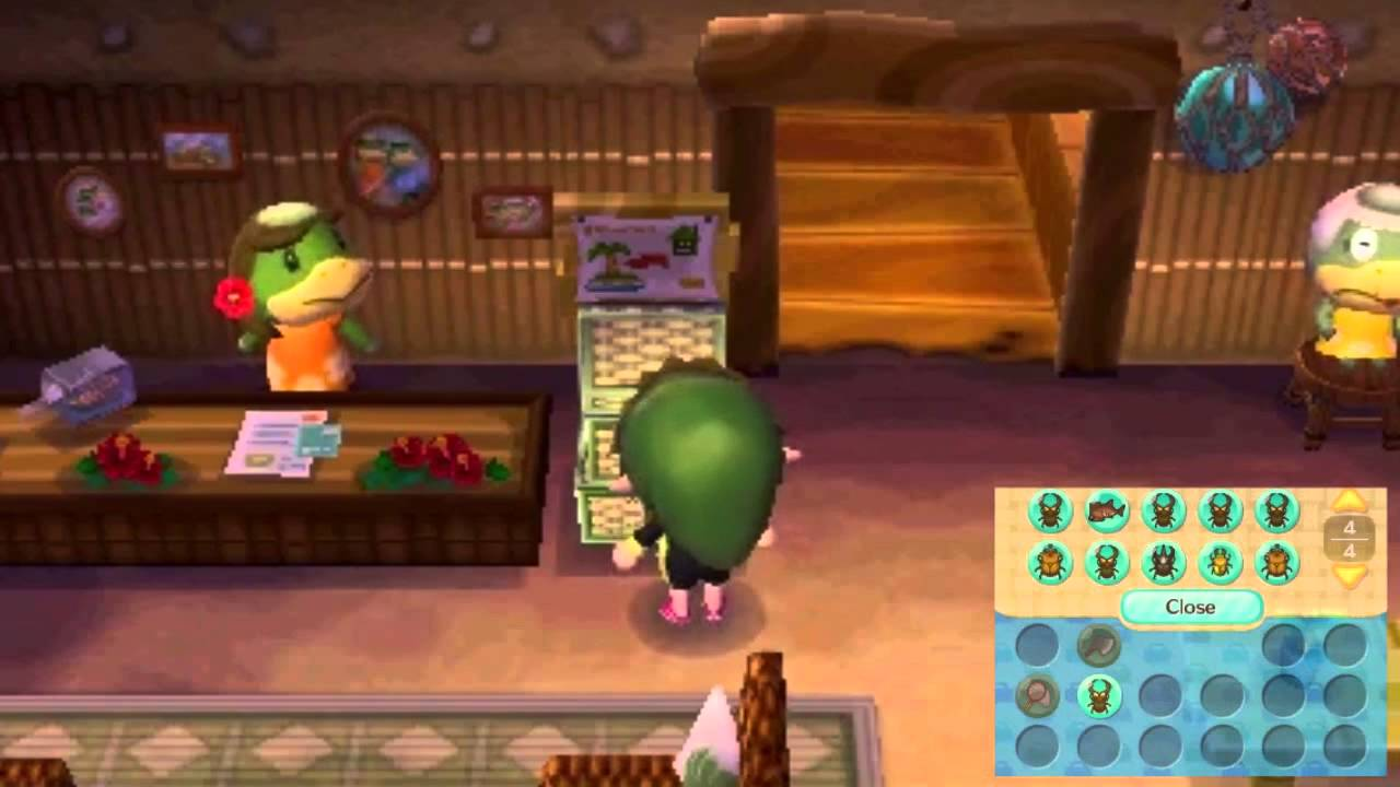 Animal Crossing New Leaf Make 500k In An Hour Youtube