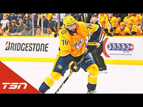Predators trade PK Subban to the New Jersey Devils to clear cap space