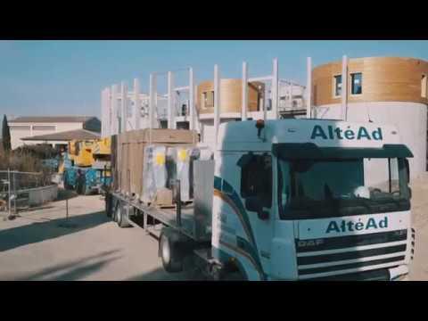 Usine d'eau potable de la Jouve - Retour sur le chantier - SUEZ France