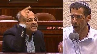 טיבי לאורבך: אתה שר פאשיסט שמגן על רופא מתנחל שמסרב לטפל בילדים פלסטינים