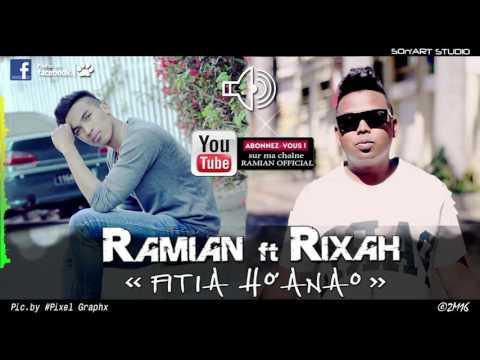 RAMIAN ✘ Rixah - Fitia Ho Anao [Audio Official]