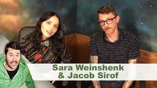 Post-Sesh Interview w/Sara Weinshenk & Jacob Sirof
