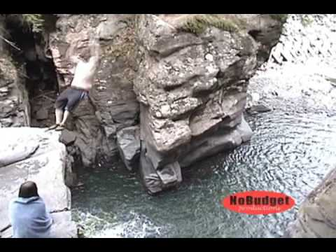 Cliff Jumping in The Catskills!! Upstate NY!!