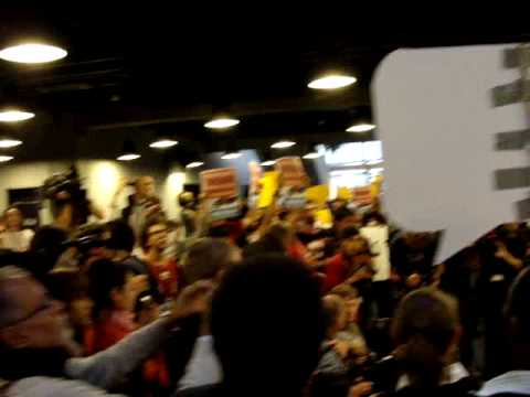 Tuvalu protest at COP15