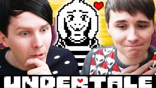 THE TRUE PACIFISTS - Dan and Phil play: Undertale #10 (THE END)