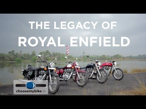 Royal Enfield Bullet vs Classic vs Continental GT vs Thunderbird